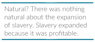 Pullquote: BRI slavery growth not natural | Zinn Education Project