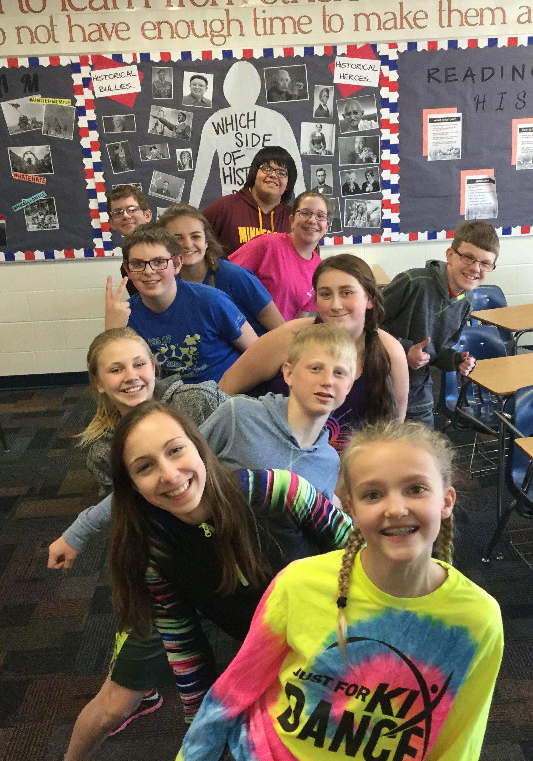 Franklin Middle School, Minn. | Zinn Education Project