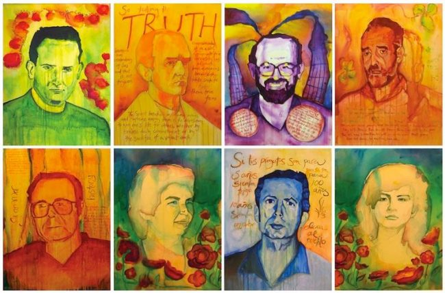 Salvadoran Jesuit Martyrs | Zinn Education Project