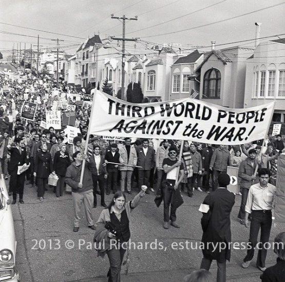 San Francisco moratorium march   Zinn Education Project