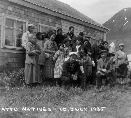 Attu Village | Zinn Education Project