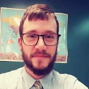 Andrew Bushor (teacher photo) | Zinn Education Project