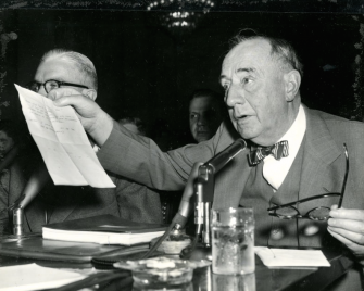 June 9, 1954: Joseph Welch Confronts Sen. Joseph McCarthy - Zinn ...