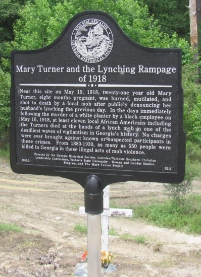 Mary Turner Marker