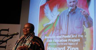 Zinn Dedication | Zinn Education Project