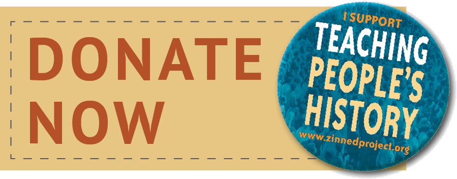 Donate Button | Zinn Education Project