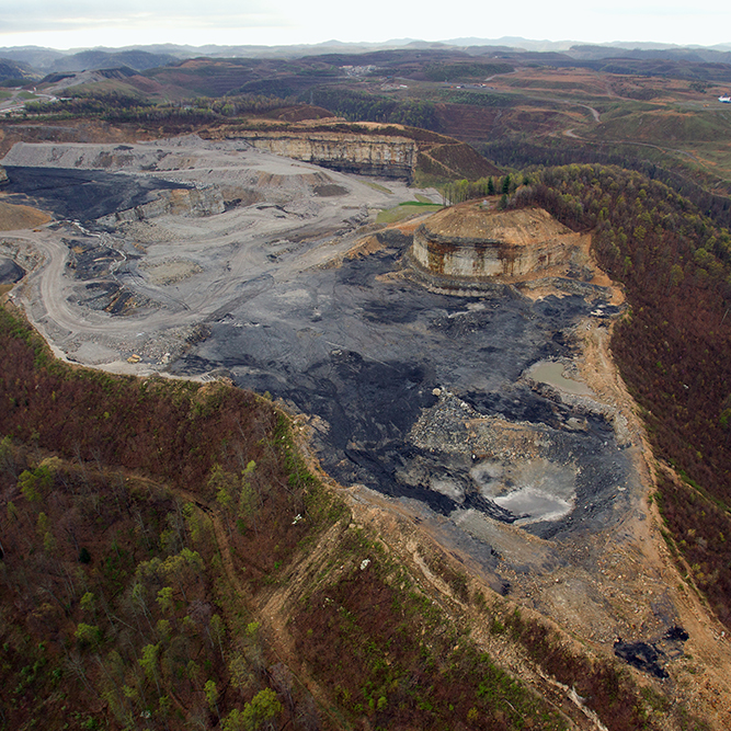 Mountaintop Removal Greenpeace | Zinn Education Project