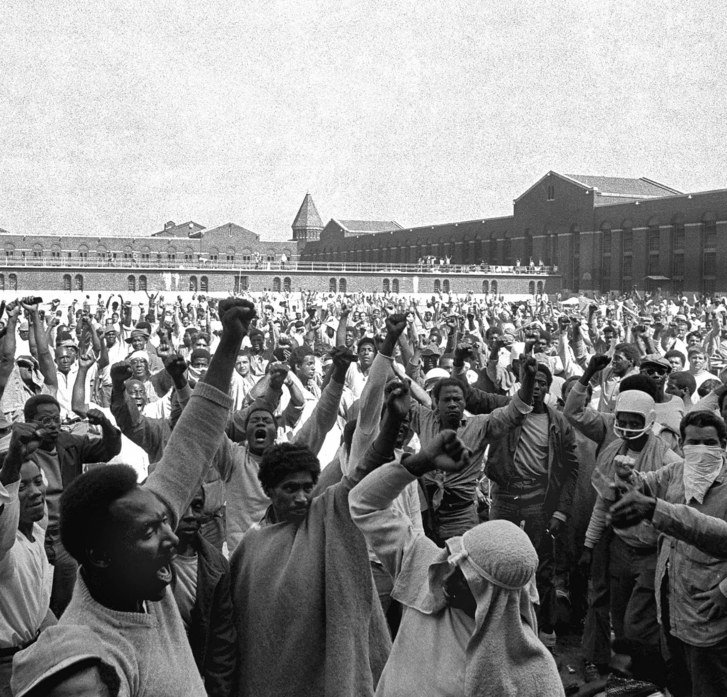 Attica Prison Uprising | Zinn Education Project