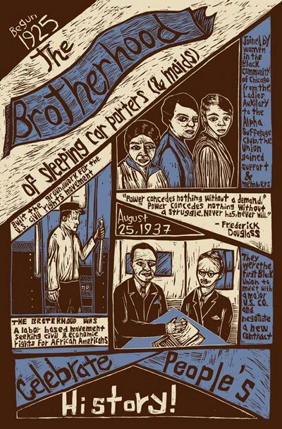 Brotherhood of Sleeping Car Porters | Zinn Education Project