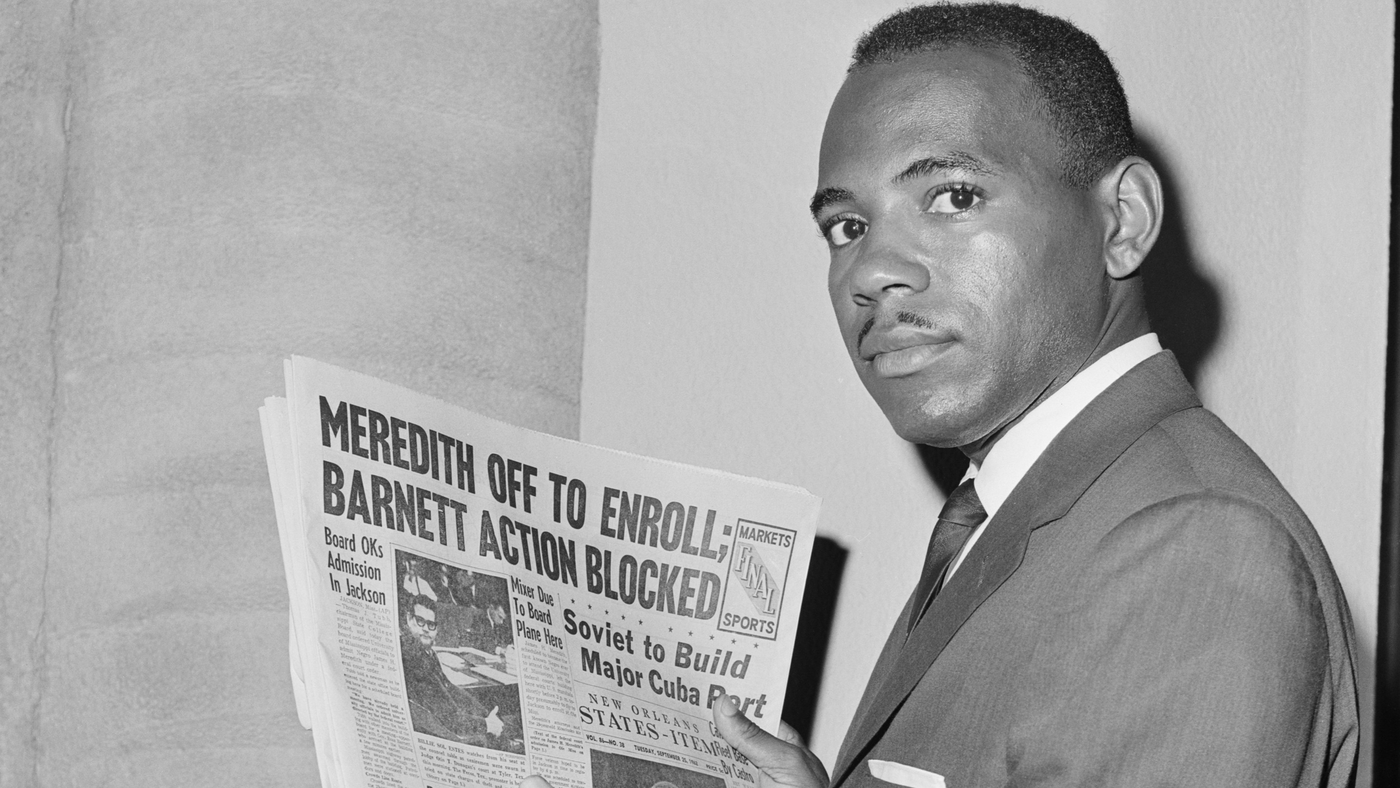 James Meredith | Zinn Education Project