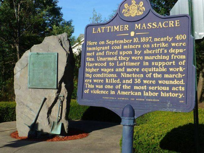 Lattimer Massacre | Zinn Education Project