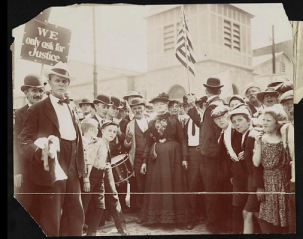 July 7, 1903: March of the Mill Children - Zinn Education Project