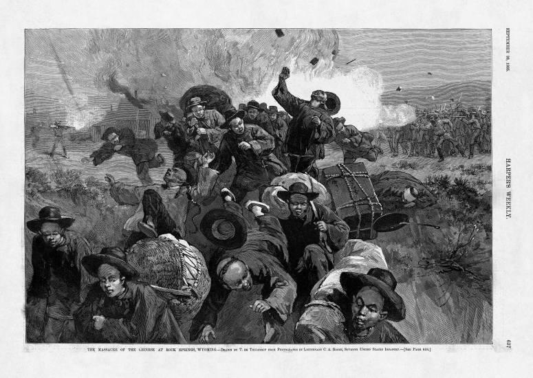 Rock Springs Massacre | Zinn Education Project