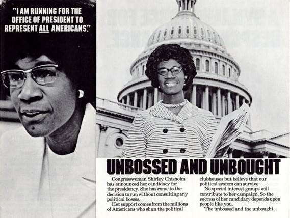 Shirley Chisholm '72 | Zinn Education Project