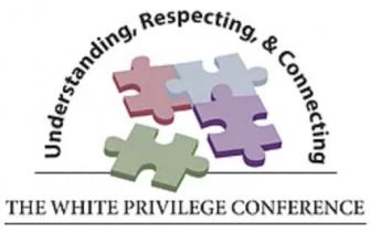 White Privilege Conference Logo | Zinn Education Project
