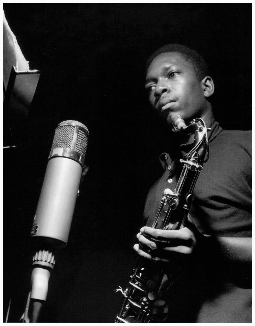 John Coltrane | Zinn Education Project