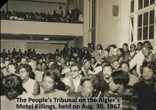 Peoples Tribunal Detroit