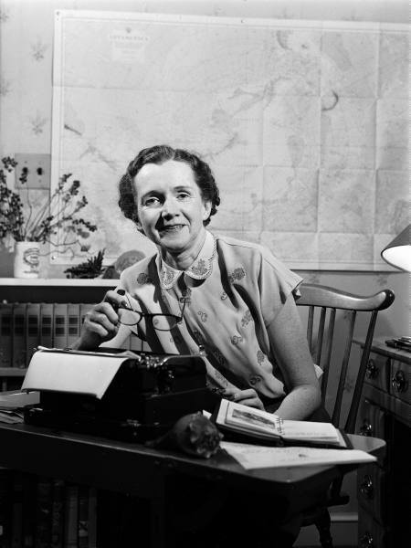 Rachel Carson | Zinn Education Project