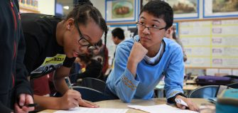 Students at Deal Middle School | Zinn Education Project