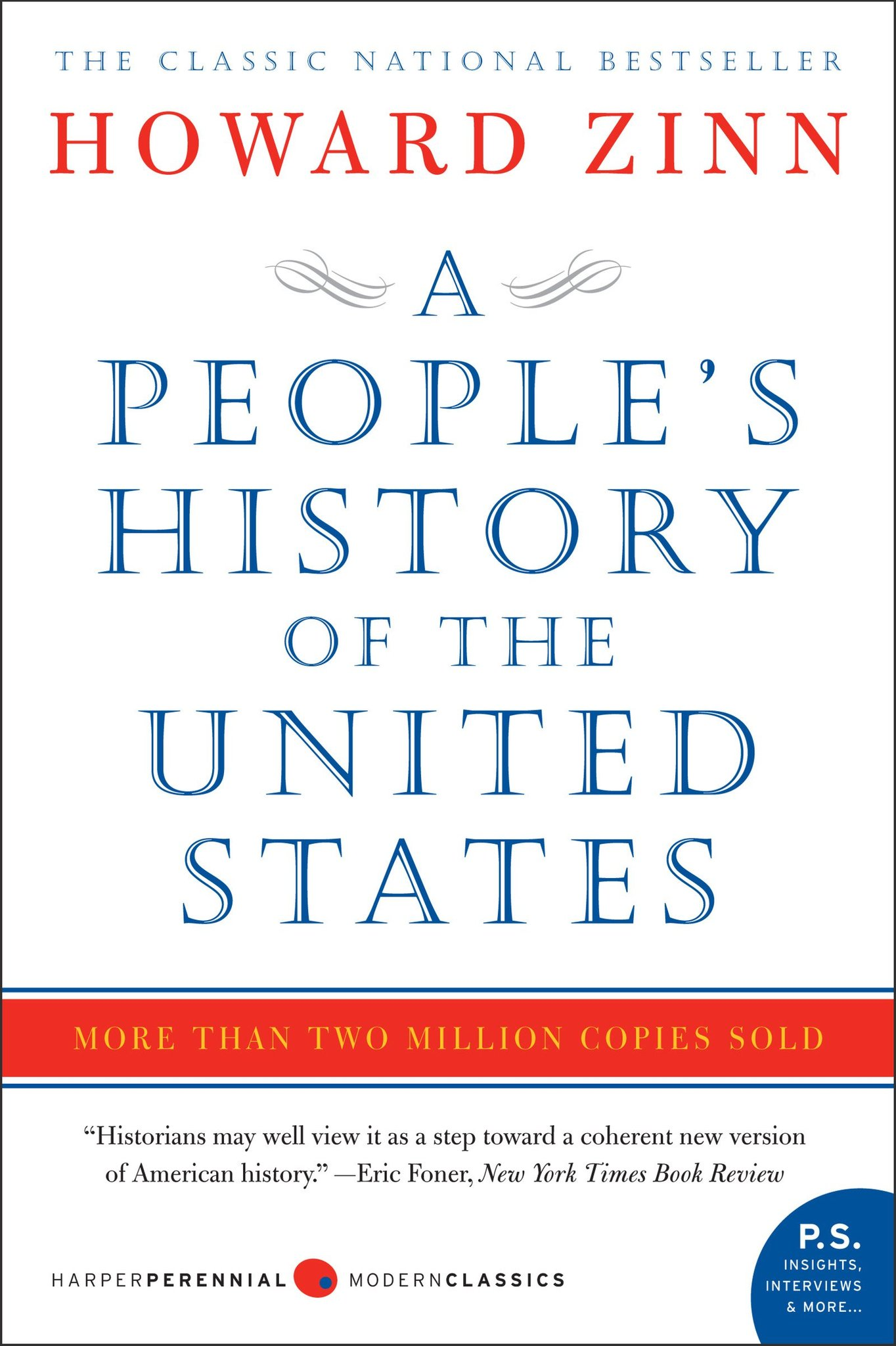 A Peoples History of the United States Book | Zinn Education Project