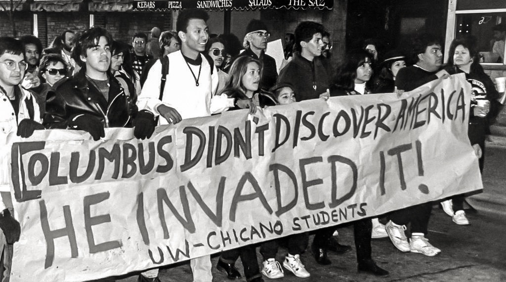 Columbus Didn't Discover America | Zinn Education Project