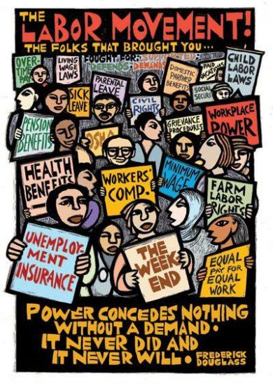 Labor Movement | Zinn Education Project