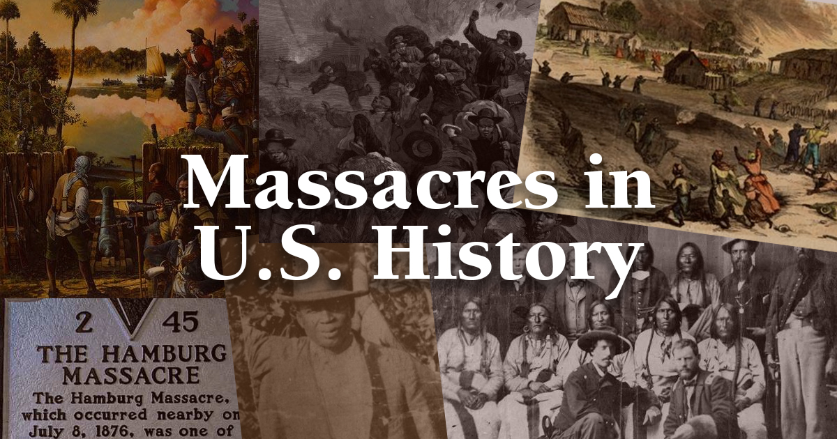 Massacres in US History | Zinn Education Project