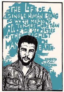 Che Guevara art