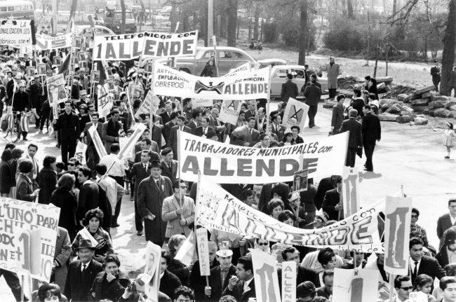 Salvador Allende   Zinn Education Project