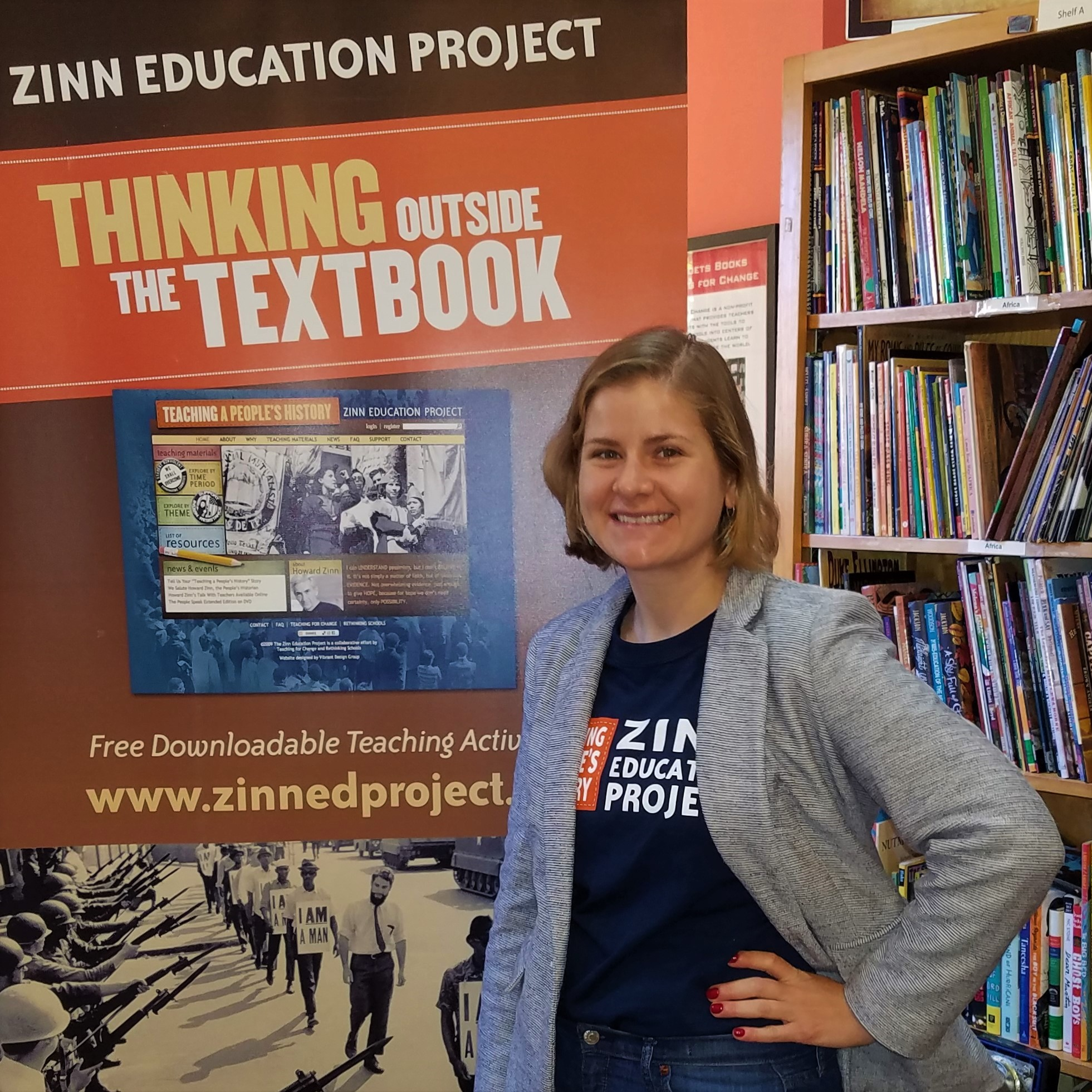Katie Orr | Zinn Education Project