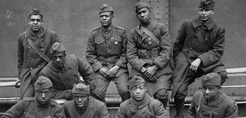 Black Soldiers 1919 | Zinn Education Project