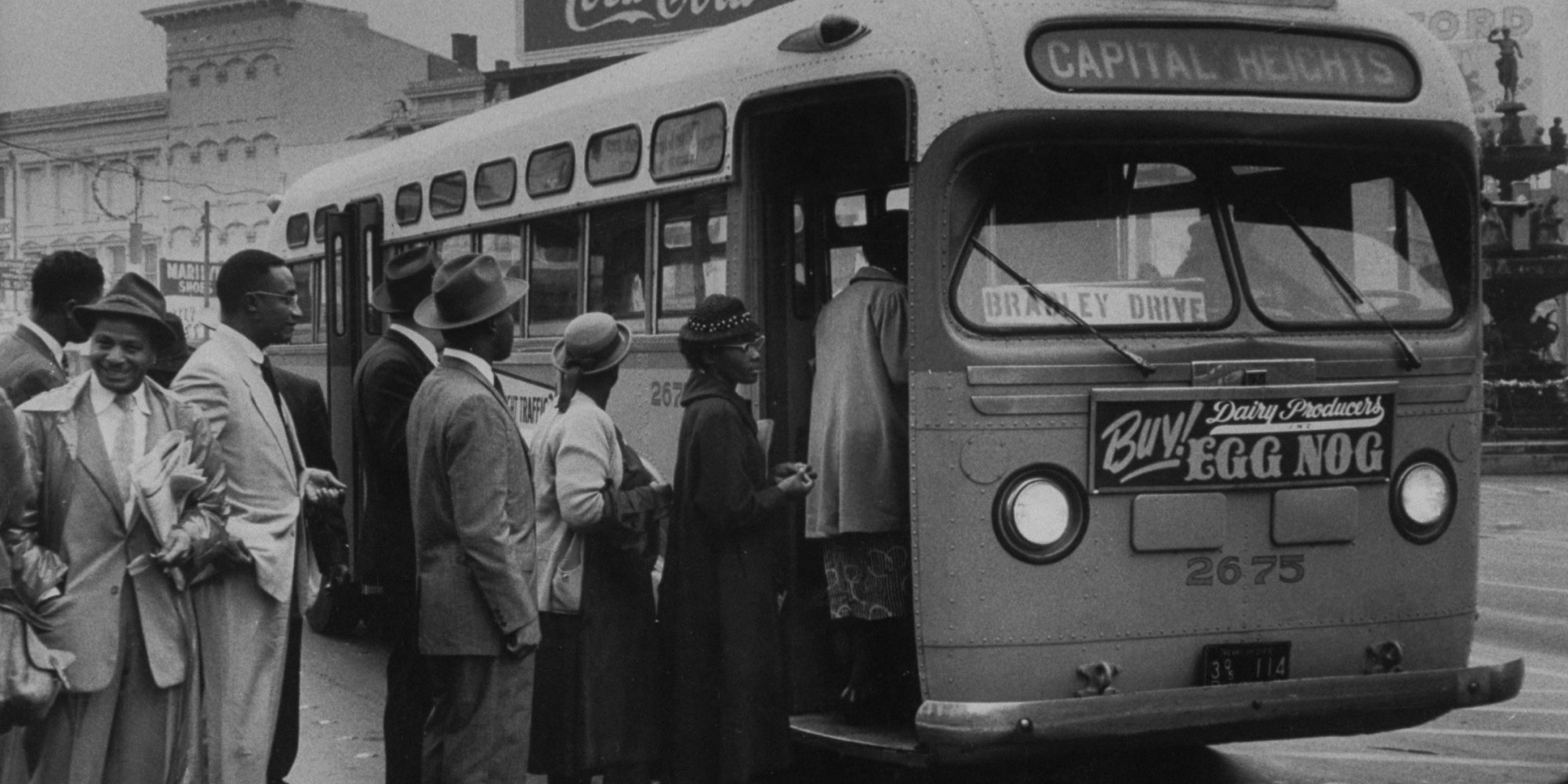 Dec. 20, 1956: Montgomery Bus Boycott Prevails - Zinn Education ...