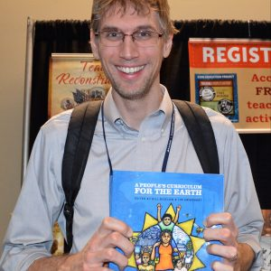 Mark Kissling at 2018 NCSS (Event Photo) | Zinn Education Project