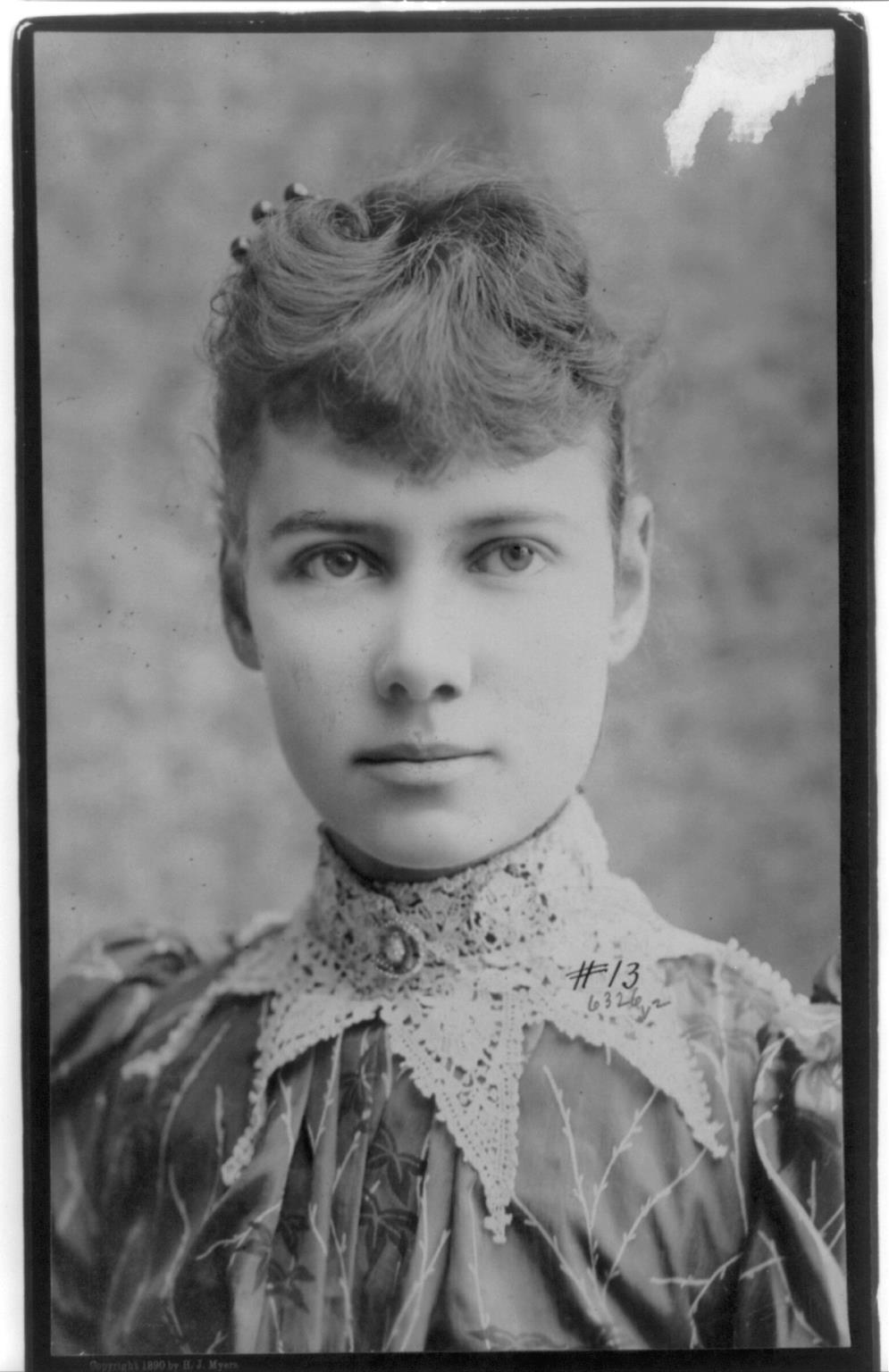 Nellie Bly | Zinn Education Project