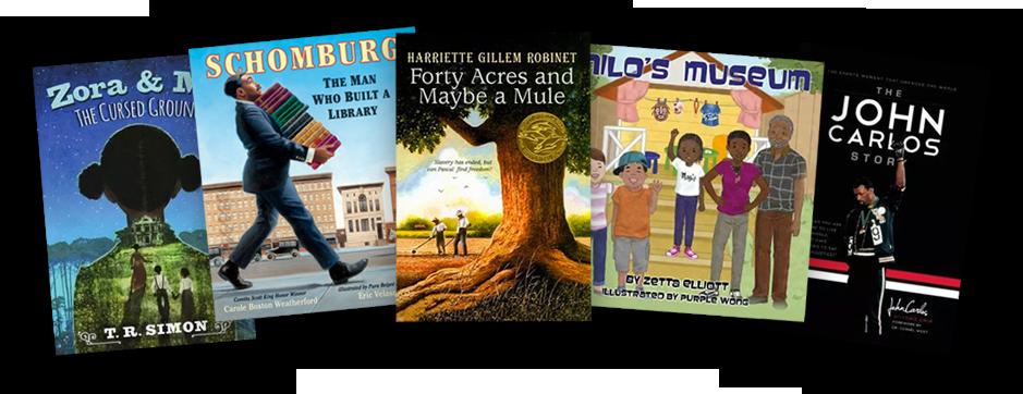 Black History Books | Zinn Education Project