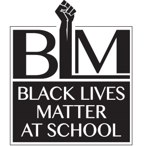 Black Lives Matter at School (Logo) | Zinn Education Project