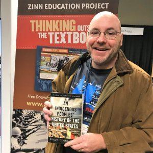 Christopher Nemec 2018 NCSS (Event Photo) | Zinn Education Project