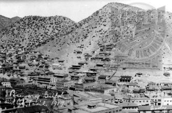 Bisbee, Arizona. 1919. Photograph.