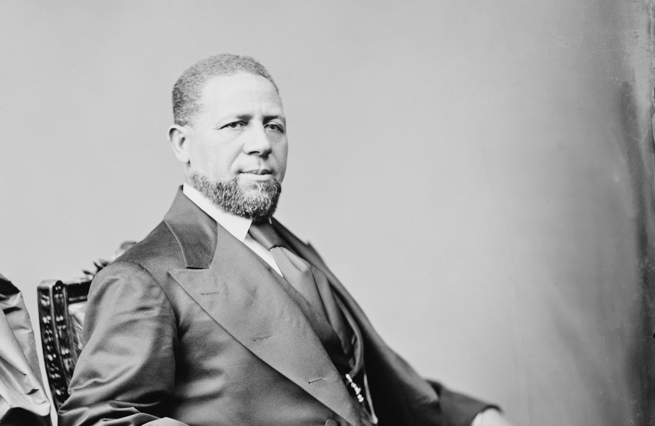 Hiram Rhodes Revels (photo) | Zinn Education Project