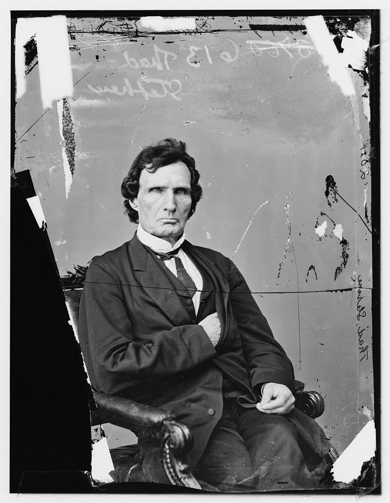 Thaddeus Stevens | Zinn Education Project