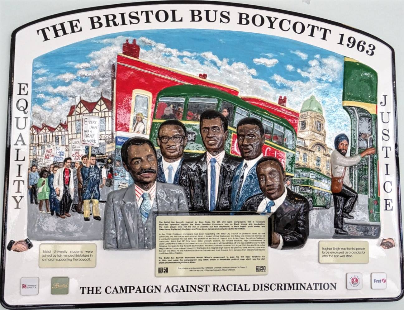 Bristol Bus Boycott | Zinn Education Project