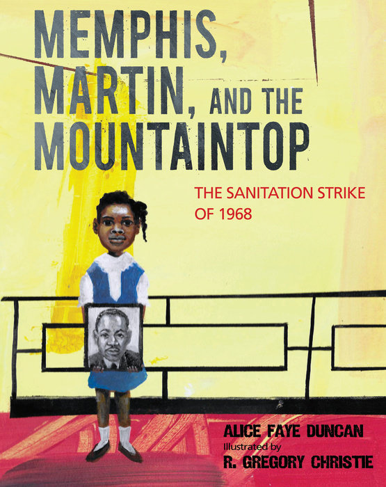 Memphis Martin and the Mountaintop 9781629797182 (Book Cover) | Zinn Education Project