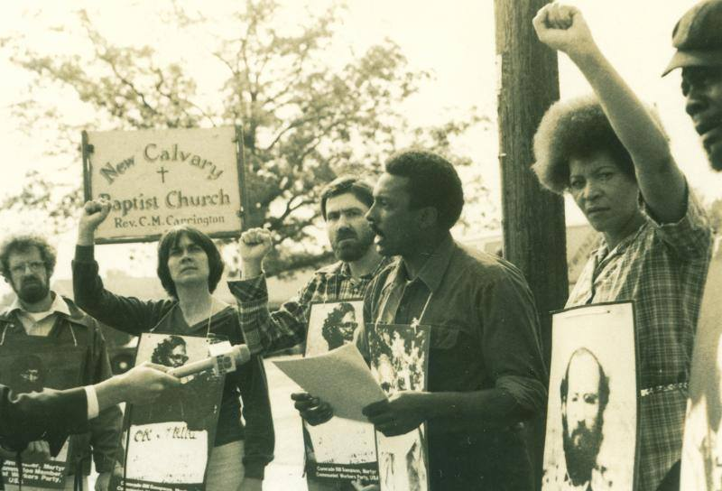Greensboro Massacre Protest (photo) | Zinn Education Project