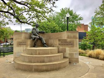Monument to Carter G. Woodson | Zinn Education Project