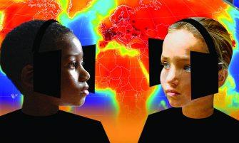Climate Change (Art by Michael Duffy) | Zinn Education Project