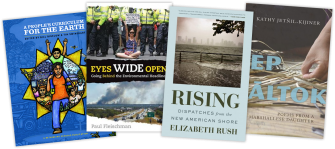 Climate Justice Book Spread   Zinn Education Project