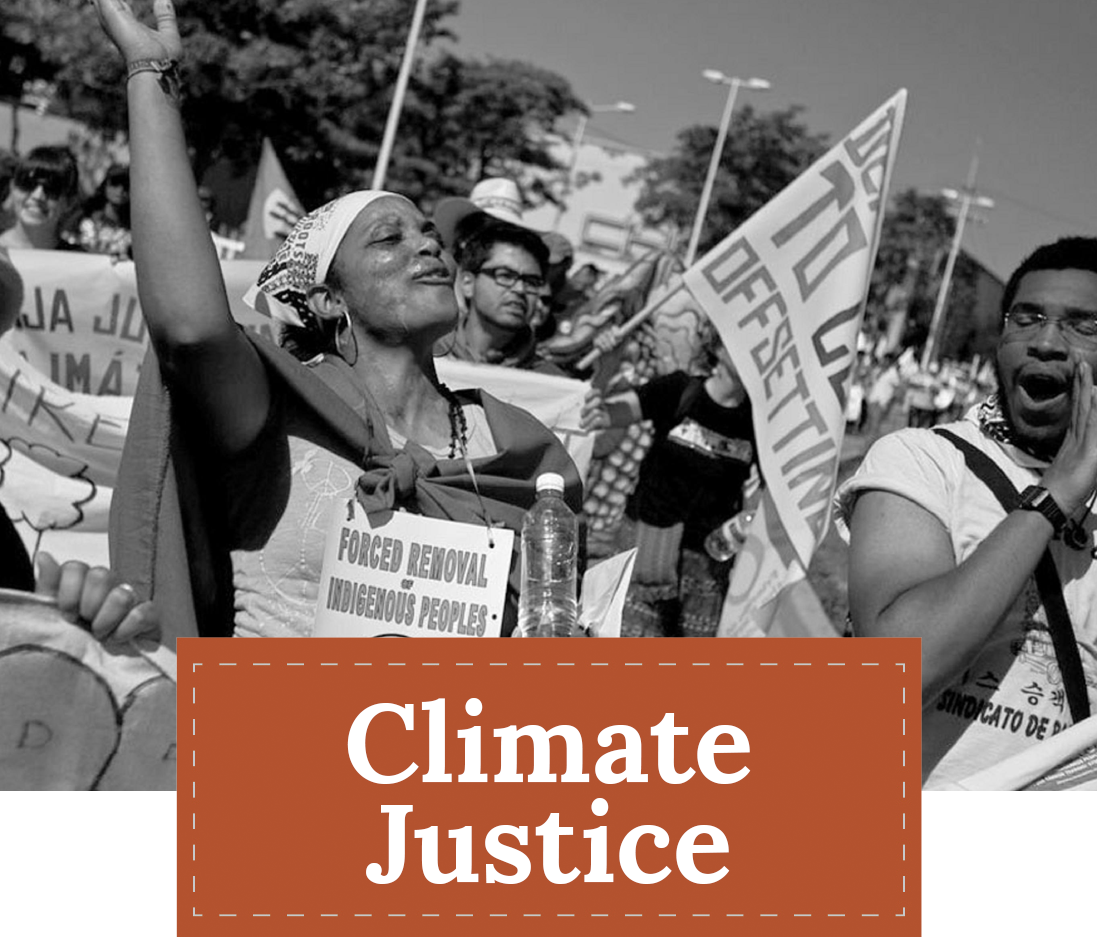 ZEP Theme Icon - Climate Justice