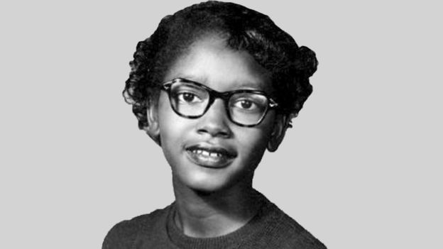 Claudette Colvin (photo) | Zinn Education Project