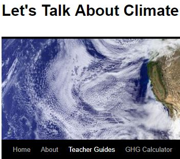 Lets Talk About Climate   Zinn Education Project
