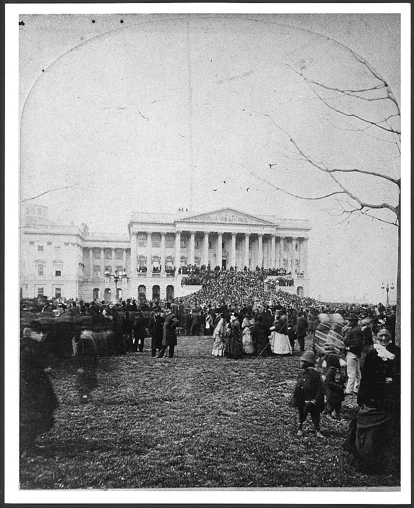 Inauguration of President Hayes (Photo) | Zinn Education Project